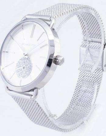 Michael Kors Portia Quartz Diamond Accent MK3843 Women's Watch