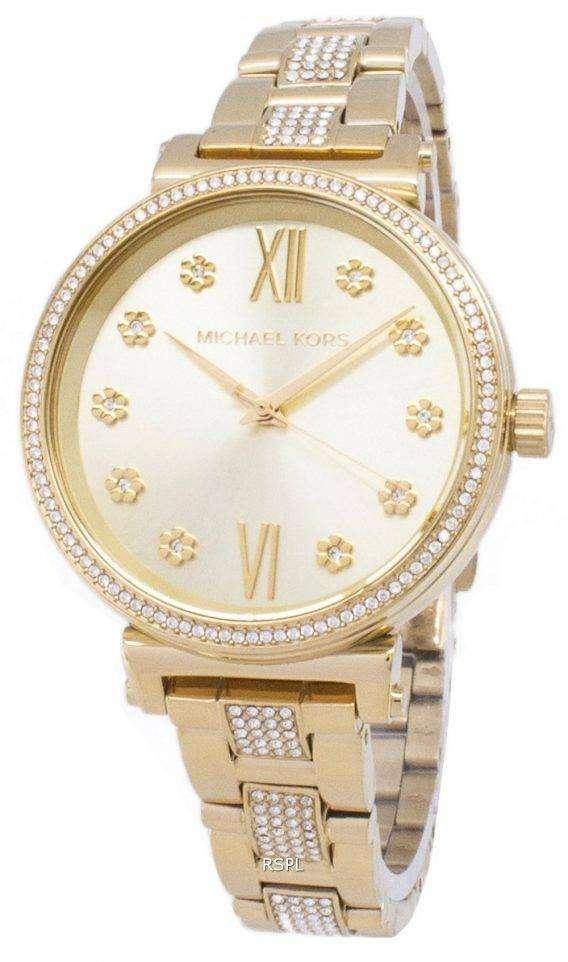 Michael Kors Sofie MK3881 Quartz Women's Watch