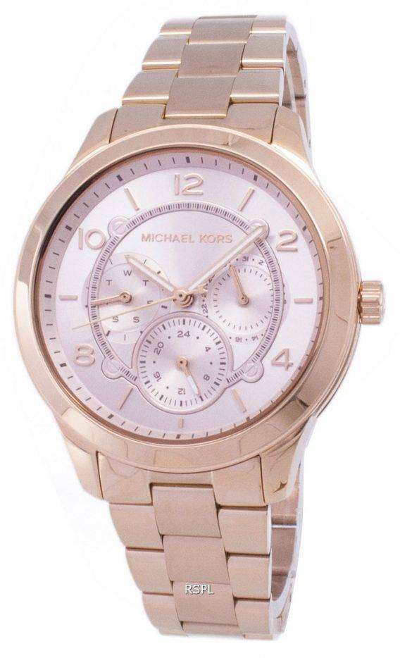 Michael Kors Runway MK6589 Quartz Women's Watch 1