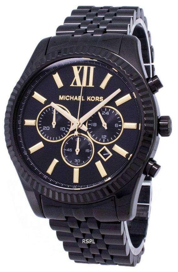 Michael Kors Lexington MK8603 Chronograph Quartz Analog Men's Watch 1