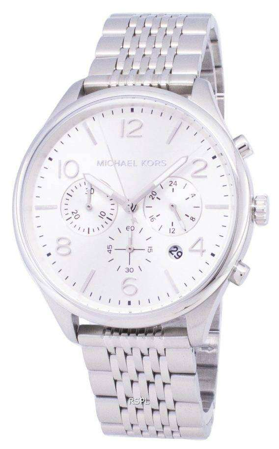 Michael Kors Merrick MK8637 Chronograph Quartz Men's Watch 1