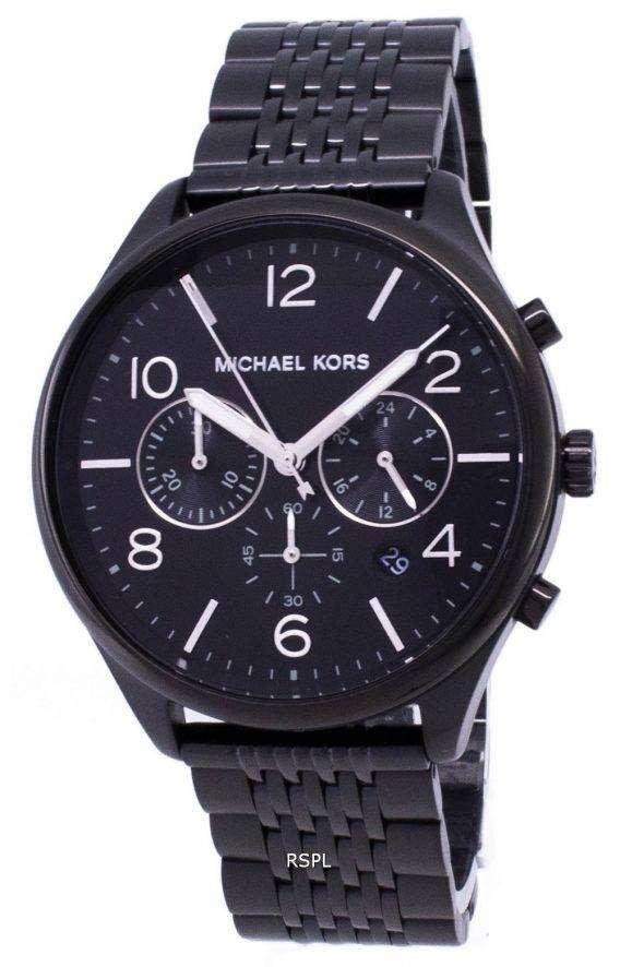 Michael Kors Merrick MK8640 Chronograph Quartz Men's Watch 1