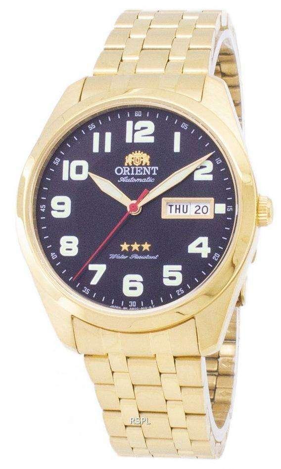 Orient 3 Star SAB0C004B9 Automatic Japan Made Men's Watch 1