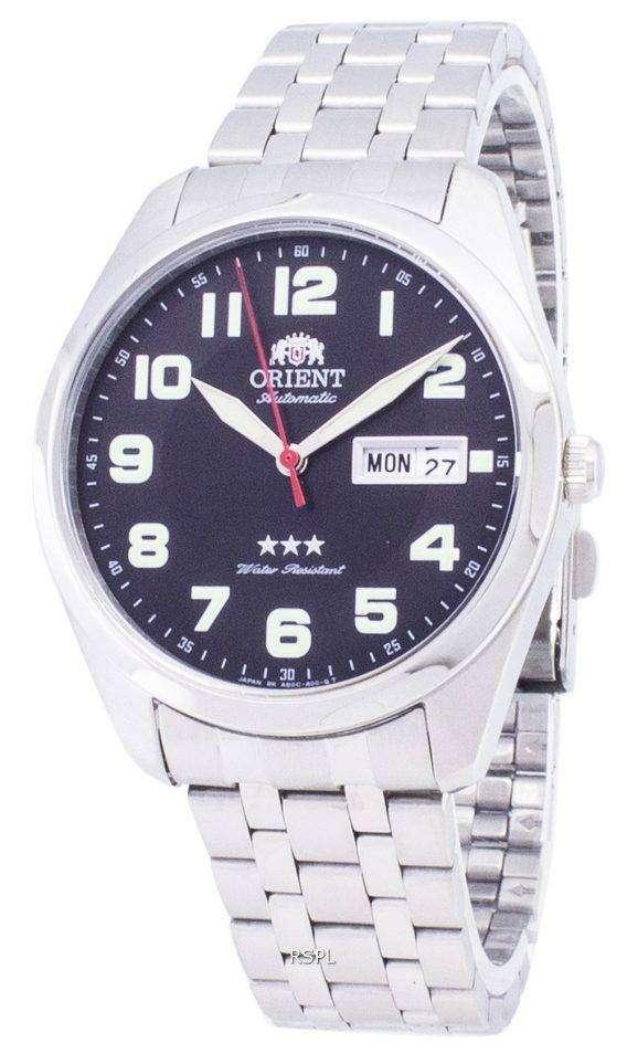Orient 3 Star SAB0C006B9 Automatic Japan Made Men's Watch 1
