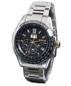 Seiko Astron SBXB139 GPS Titanium Power Reserve Japan Made Men's Watch