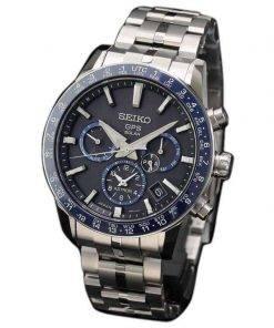 Seiko Astron SBXC001 GPS Titanium Power Reserve Japan Made Men's Watch