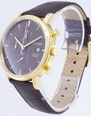 Citizen Chronograph AN3612-09X Quartz Analog Men's Watch