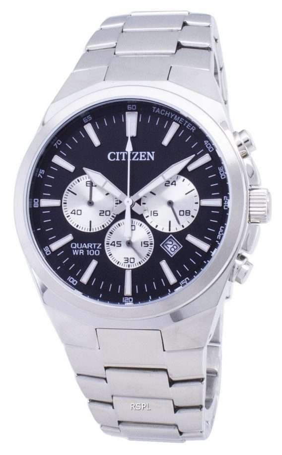 Citizen Chronograph AN8170-59E Tachymeter Quartz Men's Watch 1