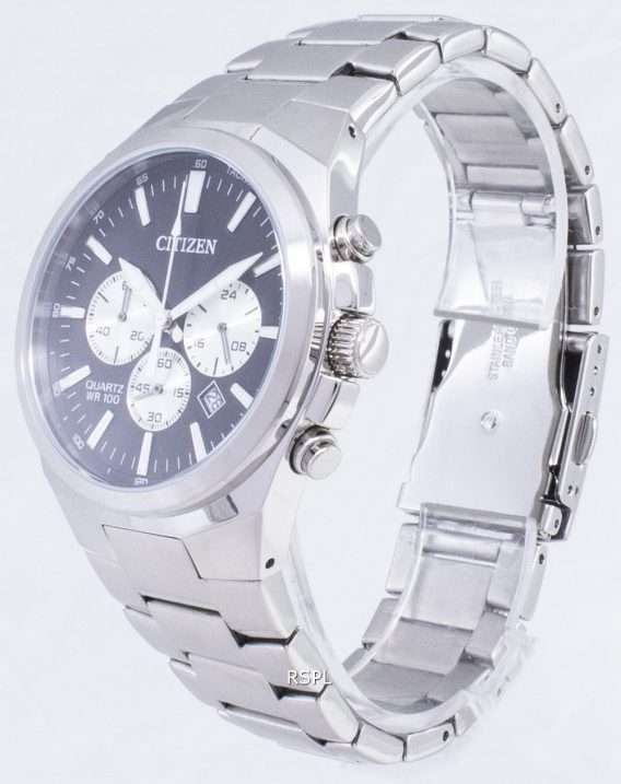Citizen Chronograph AN8170-59E Tachymeter Quartz Men's Watch