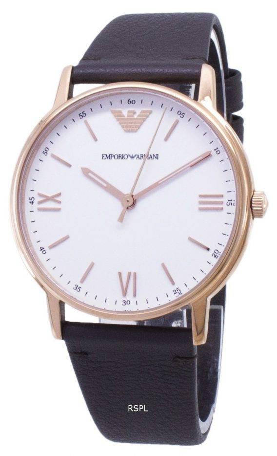 Emporio Armani Kappa Quartz AR11011 Men's Watch 1