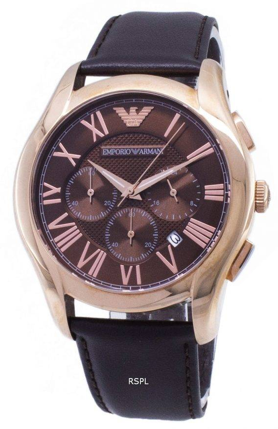 Emporio Armani Classic Retro Chronograph Quartz AR1701 Men's Watch 1