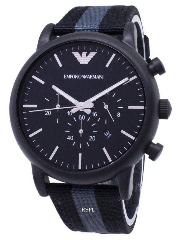 Emporio Armani Luigi Chronograph Quartz AR1948 Men's Watch 1