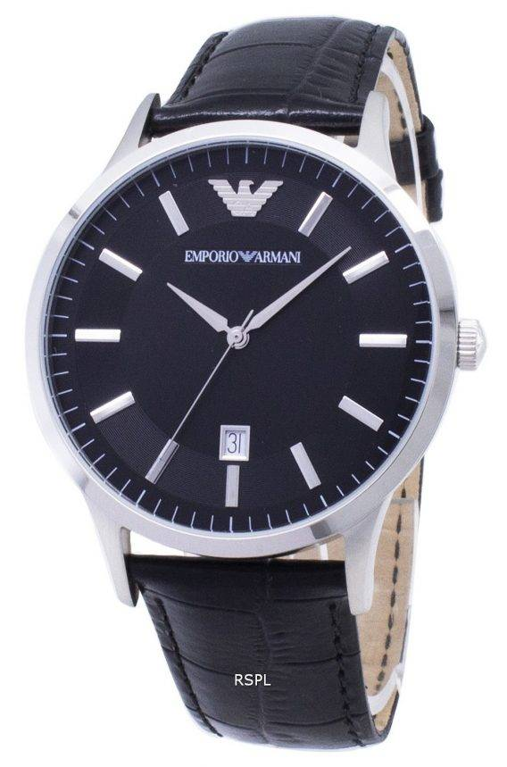 Emporio Armani Classic Quartz AR2411 Men's Watch 1