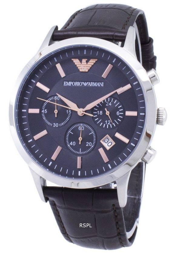 Emporio Armani Renato Chronograph Quartz AR2513 Men's Watch 1