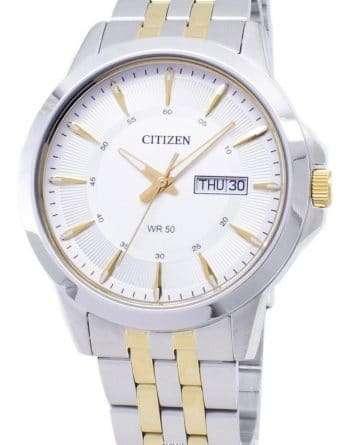 Citizen Quartz BF2018-52A Analog Men's Watch