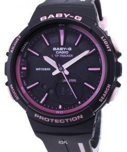 Casio Baby-G BGS-100RT-1A BGS100RT-1A Step Tracker Analog Digital Women's Watch