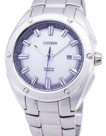 Citizen Eco-Drive BM7130-58A Titanium Japan Made Men's Watch