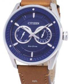 Citizen Eco-Drive BU4021-17L Power Reserve Analog Men's Watch