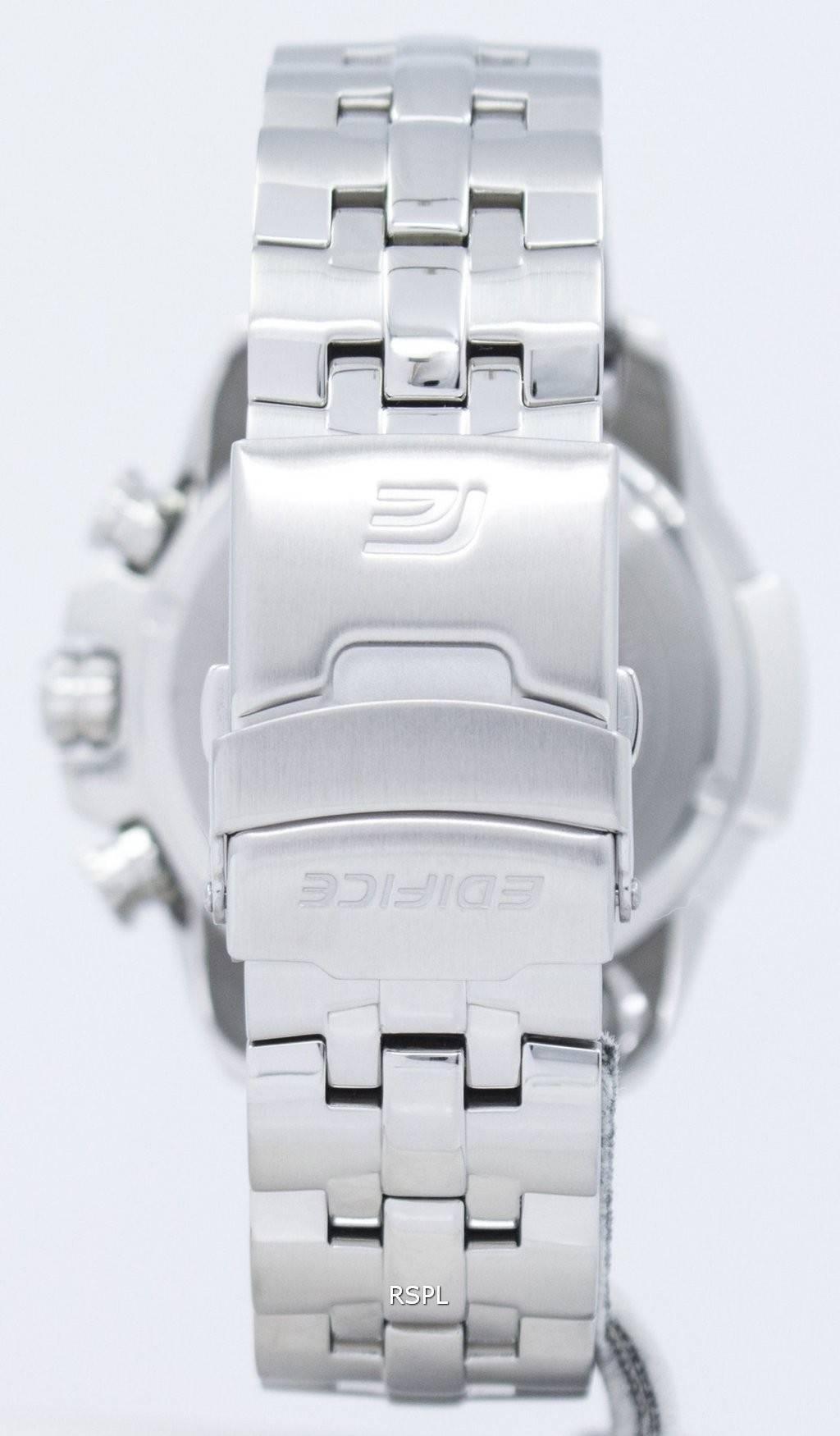 Casio Edifice Chronograph EF-558D-1AV EF558D-1AV Men s Watch ... 7b839f020a