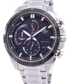 Casio Edifice EQS-600DB-1A4 EQS600DB-1A4 Chronograph Analog Men's Watch