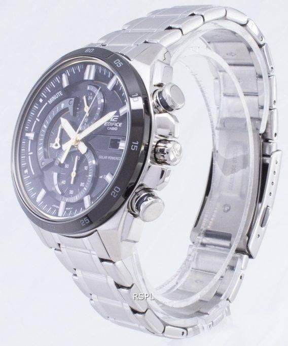 Casio Edifice EQS-600DB-1A9 EQS600DB-1A9 Chronograph Analog Men's Watch
