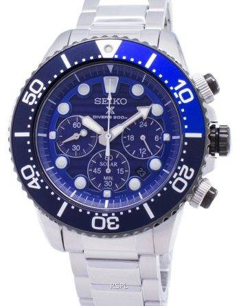 Seiko Prospex Diver's Automatic 200M Japan Made SSC675J SSC675J1 SSC675  Men's Watch