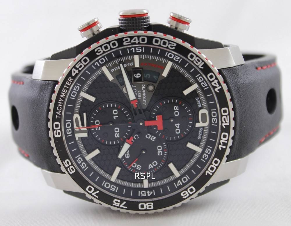 79ee5c74952 ... Tissot T-Sport PRS 516 Extreme Automatic T079.427.26.057.00  T0794272605700 Men s Watch ...