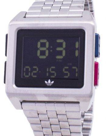 Adidas Archive M1 Z01-2924-00 Quartz Digital Men's Watch