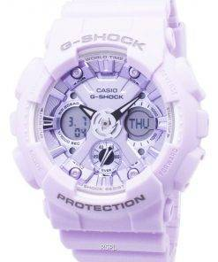 Casio G-Shock GMA-S120DP-6A GMAS120DP-6A Analog Digital 200M Men's Watch