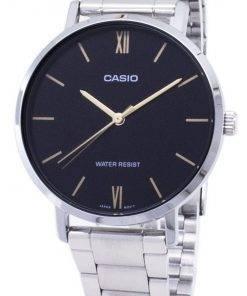 Casio Quartz LTP-VT01D-1B LTPVT01D-1B Analog Women's Watch
