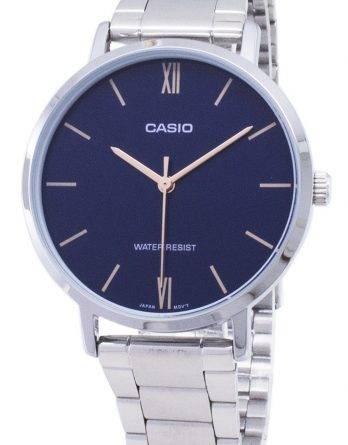Casio Quartz LTP-VT01D-2B LTPVT01D-2B Analog Women's Watch
