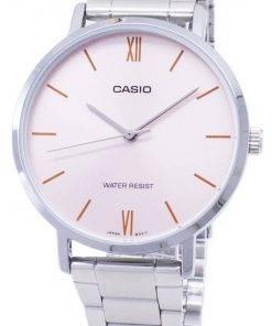 Casio Quartz LTP-VT01D-4B LTPVT01D-4B Analog Women's Watch