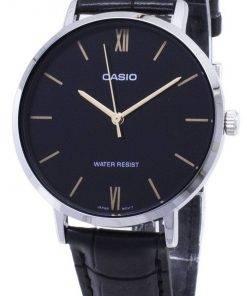 Casio Quartz LTP-VT01L-1B LTPVT01L-1B Analog Women's Watch