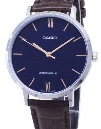 Casio Quartz LTP-VT01L-2B LTPVT01L-2B Analog Women's Watch