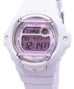 Casio Baby-G BG-169M-4 BG169M-4 World Time Shock Resistant 200M Women's Watch