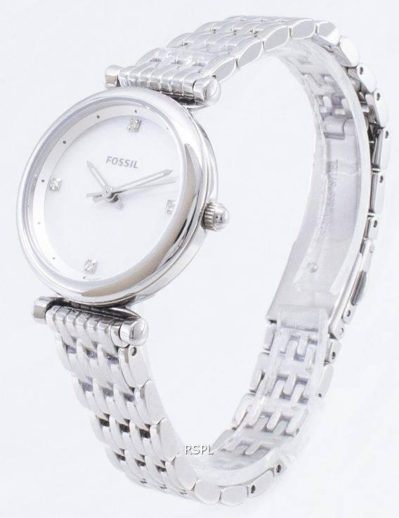 Fossil Carlie ES4430 Quartz Analog Women's Watch