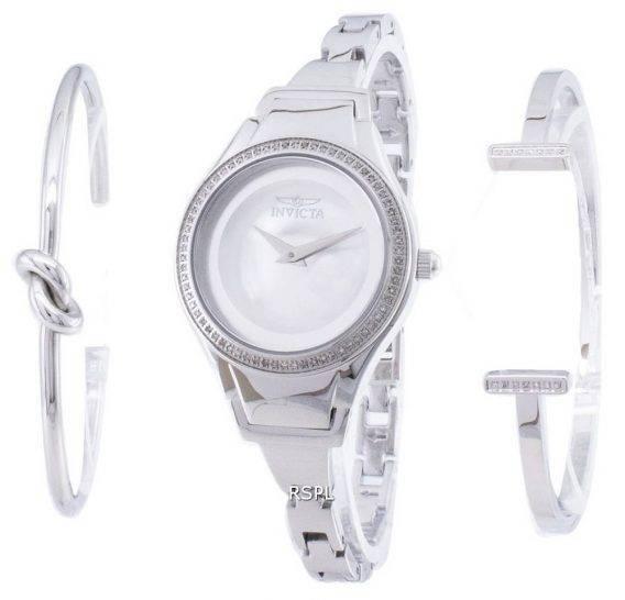 Invicta Angel 26765 Diamond Accents Quartz Women's Watch