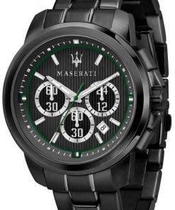 Maserati Royale R8873637004 Chronograph Quartz Men's Watch