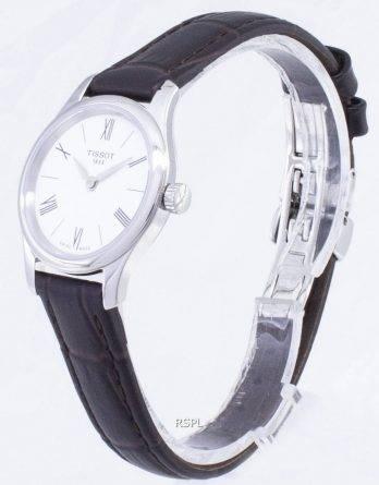Tissot T-Classic Tradition 5.5 T063.009.16.018.00 T0630091601800 Quartz Women's Watch