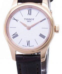 Tissot T-Classic Tradition 5.5 T063.009.36.018.00 T0630093601800 Quartz Women's Watch