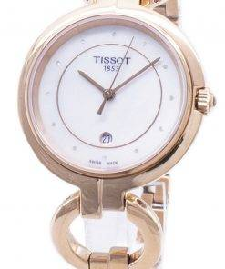 Tissot T-Lady Flamingo T094.210.33.116.01 T0942103311601 Diamond Accents Women's Watch
