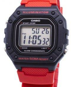 Casio Youth W-218H-4BV W218H-4BV Digital Men's Watch