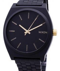 Nixon Quartz Time Teller 100M A045-1041-00 Men's Watch