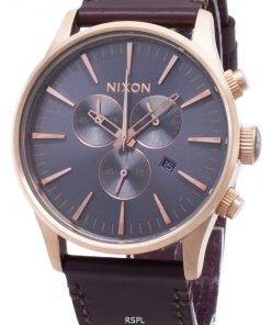 Nixon Sentry Chrono Quartz A405-2001-00 Men's Watch