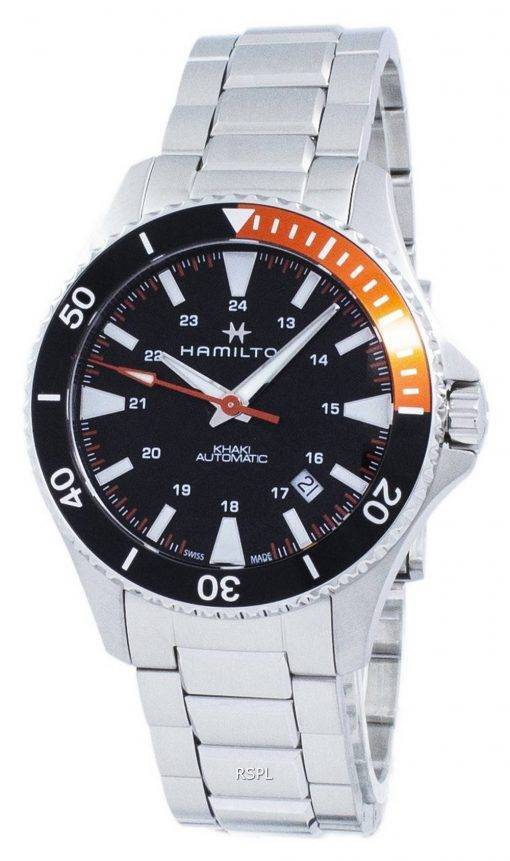 Hamilton Khaki Navy Scuba Automatic H82305131 Men's Watch