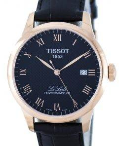 Tissot T-Classic Le Locle Powermatic 80 T006.407.36.053.00 T0064073605300 Men's Watch