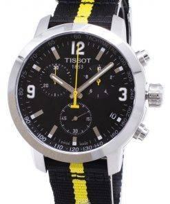Tissot PRC 200 T055.417.17.057.01 T0554171705701 Chronograph 200M Men's Watch