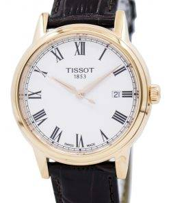 Tissot T-Classic Carson Quartz T085.410.36.013.00 T0854103601300 Men's Watch