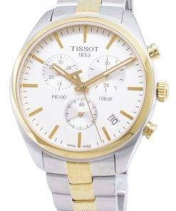 Tissot T-Classic PR 100 T101.417.22.031.00 T1014172203100 Chronograph Quartz Men's Watch