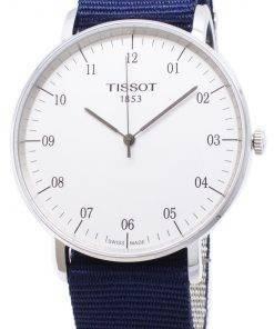 Tissot T-Classic Everytime Large Nato T109.610.17.037.00 T1096101703700 Quartz Analog Men's Watch